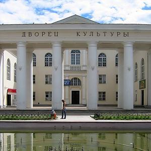 Дворцы и дома культуры Залегощи