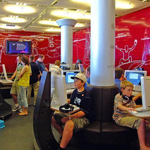 Интернет-кафе Залегощи