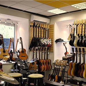 Музыкальные магазины Залегощи
