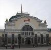 Железнодорожные вокзалы в Залегощи