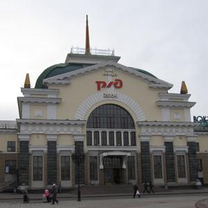 Железнодорожные вокзалы Залегощи